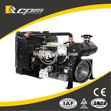 lovol 1004tg motor diesel con bomba en línea para grupo