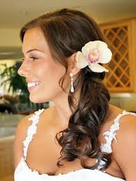 bridesmaid hairstyles side ponytail 1000 images about wedding