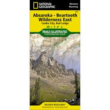 Red Lodge Montana Map by 722 Absaroka Beartooth Wilderness East Cooke City Red Lodge