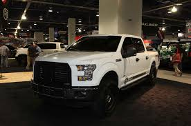 ford hunting truck giant custom trucks and suvs of sema 2015 rod network