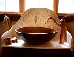 bath u0026 shower gorgeous copper bathroom sinks with elegant deep