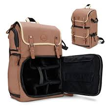 snagshout gogroove dslr camera backpack with laptop storage