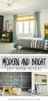 bright l for bedroom modern and bright boy room reveal
