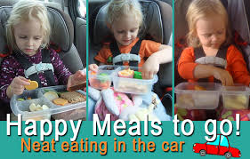 eat n eat more easy eat neat in the car food stays put in the compartments of an