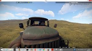 rusty car driving rust npc driving car youtube