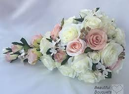 silk wedding flowers artificial wedding flowers flowers