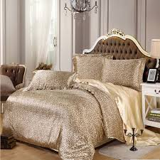 Bedding Sets Luxury Silk Satin Bedding Sets Luxury 3pcs 4pcs Russia Size Usa Size