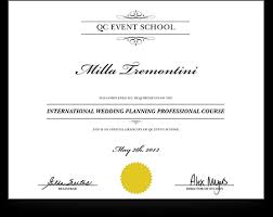 wedding planner certification course wedding planner wedding planner courses