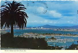San Diego Bay Map by Shelter Island San Diego Wikipedia