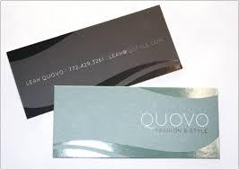 slim business cards spot uv gloss silk business cards bracha printing