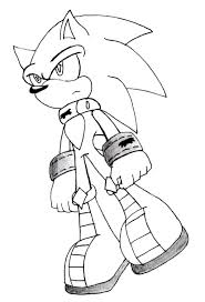 sonic from a werehog story by sonicxjones on deviantart
