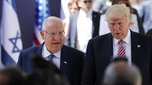 donald trump israel president trump in israel live updates cnnpolitics