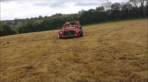 subaru buggy in field turbo 4wd 4x4 impreza off road drifting