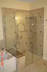 Bathroom Shower Stalls With Seat Walk In Shower Enclosures With Seat Search Showers