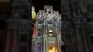 philadelphia light show 2017 time lapse philadelphia city hall 2017 light show youtube