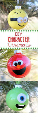 minion ornaments more projects