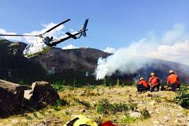 Wild Fires In Canada Bc by Aussies Are On The Way To Battle Bc Fires Surrey Now Leader