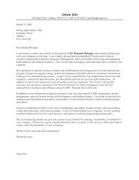 Qa Software Tester Resume Cover Letter For Software Testing Job Fresher Docoments Ojazlink