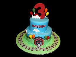 thomas tank birthday cake cakecentral