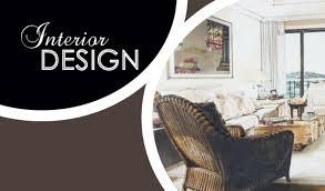 Business Cards Interior Design Interior Design Business Cards