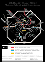 Metro In Dc Map by Your Public Transportation Guide To Dc Washingtonian