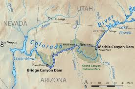 Grand Canyon National Park Map File Pacso Grand Canyon Dams 01 Png Wikimedia Commons