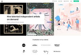 Freelance Artists For Hire This Digital Platform Pairs Brands With Creative Freelancers With