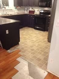 Installing Laminate Flooring Over Carpet Can You Put Wood Flooring Over Linoleum Thefloors Co