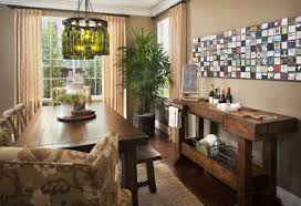 Dining Room Buffet Decor Mesmerizing Dining Room Buffet Table With Additional Small Home