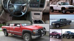 chevrolet silverado all years and modifications with reviews