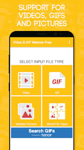 Video Memes Creator - video gif memes free apps on google play