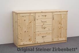 Schlafzimmer Kommode Holz Zirbenholz Kommode Km 06 Schlafzimmer Massivholz