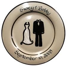 personalized wedding platter personalized wedding platter anniversary platter stoneware