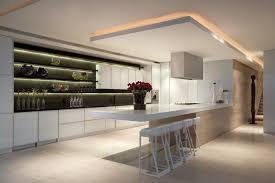eclairage de cuisine led éclairage led indirect 55 idées tendance pour chaque pièce led