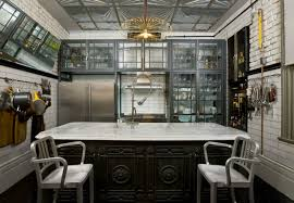Kitchen Inspiration Vintage  Industrial Designs For An Old House - Industrial kitchen cabinets