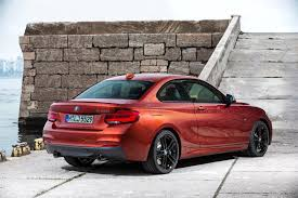 2 series bmw coupe premiere bmw 2 series coupe and convertible facelift