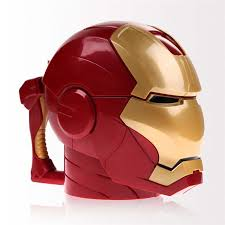 marvel the avengers iron man 3d water cup