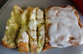 zucchini lemon pound cake recipe sparkrecipes