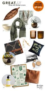 Home Design Gifts Nature Inspired Home Decor Gifts Design Lovers Blog
