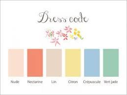 dress code mariage le dress code par dressing