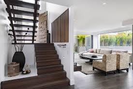Front Staircase Design Front Door Stairs Designs Ideas Staircase Contemporary With Timber