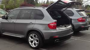 x5 tailgate close youtube