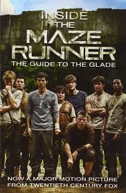 film maze runner 2 full movie subtitle indonesia amazon com inside the maze runner the guide to the glade