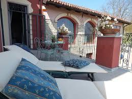 terrazze arredate foto la luce mattino la terrazza arredata vista della facciata