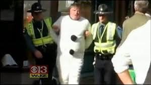 arrested u0027frosty u0027 shares side story cbs baltimore