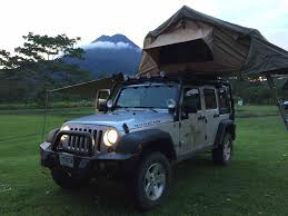 camping jeep 10 days diy costa rica road trip itinerary