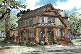 Country Craftsman House Plans House Plan 82251 At Familyhomeplans Com