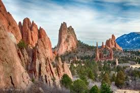 Garden Of The Gods Rock Formations Garden Of The Gods Geological Feature In Colorado Thousand Wonders