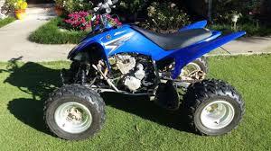 yamaha raptor 250 sport quad motorcycles for sale