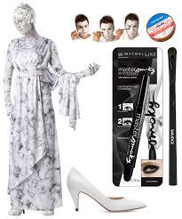 Halloween Statue Costume 3 Flattering Halloween Costume Ideas U2013 Apple Shaped Women